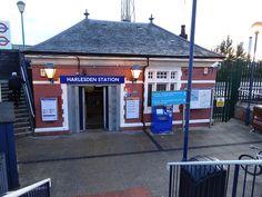 Harlesden Station by Randomly London