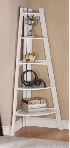 Free Standing Corner Shelves - Foter