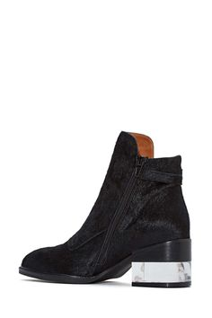 Jeffrey Campbell Leto Pony Hair Boot | Shop Jeffrey Campbell at Nasty Gal $238