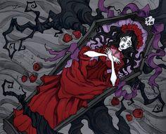 Fairy Tales  Dead Snow White  http://fav.me/d74d67z