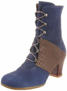 Amazon.com: John Fluevog Women's Marietta Ankle Boot,Navy,8 W US: Shoes  http://louboutinishoes.tumblr.com/5626U7