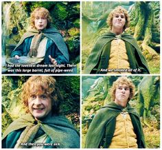I love Merry and Pippin!! (From the Two Towers)