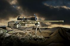 Venom Taipan Tactical Sniper rifle - .338 Lapua