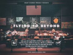 FLYING TO BEYOND on Vimeo