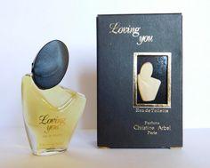 Miniature of perfume LOVING YOU by Christine ARBEL