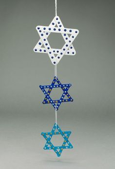 Star of David craft: