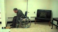 After Knee Replacement: A Great Exercise to Try!, via YouTube.