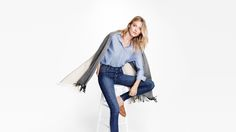 Fashion brand Lindex has launched a new denim collection made from sustainable fibers made with low impact energy processes using Jeanologia technology. The collection of jeans is modeled by Martha Hunt in a recently launched campaign. From skirts to slim-fit to flared jeans, Lindex proves that fashion can be eco-conscious as well. ICYMI: H&M Created …