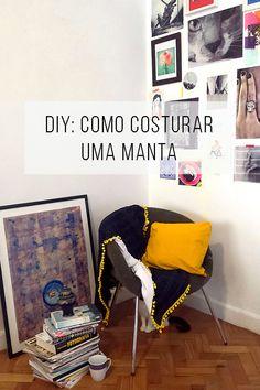 Aprenda a fazer um cobertor / mantinha / cachecol pra esquentar no friozinho (e deixar a vida mais linda \o/) // Como costurar um cobertor / manta / cachecol. Projetos para inspiração e tutorial (is) faça você mesmo. // faça você mesma, DIY, inspiração, decoração, ideia, tutorial, artesanato, tecido, pano, costura, cobertor, manta, decoração, roupa, frio, fácil,