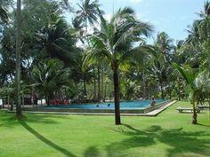 Infinity pool at Siam Royal View