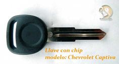 Modelo: Chevrolet Captiva