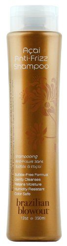 TOPSELLER! Brazillian Blowout Acai Anti-Frizz Shampoo 350ml/12oz $27.48
