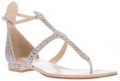 a7acb957184 VALENTINO Studded Sandal - Lyst Valentino Studded Sandals