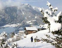 Neve in Val di Fassa #trentino