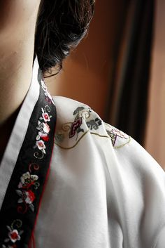 Details about the Korean Dress : Detail of Korean Hanbok Korean Hanbok, Korean Dress, Korean Outfits, Korean Traditional Dress, Traditional Fashion, Traditional Dresses, Korean Design, Costume, Asian Fashion