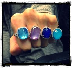 A #knuckleparty hosted by Doves Jewelry. What's your RSVP?