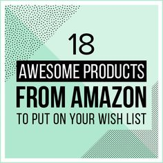 18 Awesome Products From Amazon To Put On Your Wish List | Niall Horan's Flicker, candy corn, and 16 other things you'll want to add to your wish list ASAP.