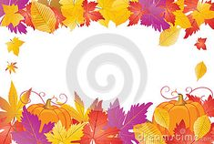 Autumn Leafs And Pumpkin Frame - Download From Over 50 Million High Quality Stock Photos, Images, Vectors. Sign up for FREE today. Image: 80355992