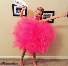 Loveable Loofah - 2016 Halloween Costume Contest via @costume_works