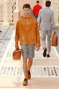 Look Nr.10 aus der Louis Vuitton Frühjahr/Sommer 2014 Fashion Show