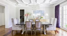 7 Dining Table Design That Makes Your Room The Best Style - decortheraphy Dining Table Design, Dining Chairs, Dining Room, Cool Style, Good Things, Make It Yourself, Decoration, How To Make, Furniture