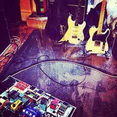 #gear #pedalboard #guitars #aa
