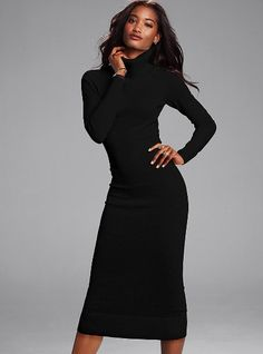 Turtleneck Dress Victoria Secret