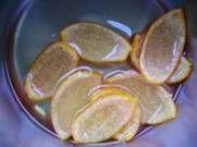 recept: konfijten van sinaasappelschil
