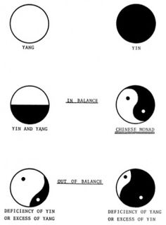 Image result for yin yang theory beginners