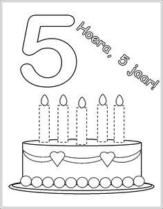 * Hoera, 5 jaar!