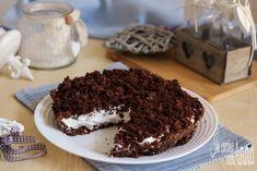 La sbriciolata senza cottura al cioccolato è un dolce semplicissimo da fare,veloce,non necessita di cottura ed è di una golosità e bontà unica...