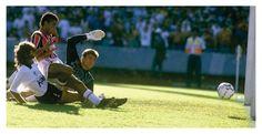 É campeão Brasileiro! O primeiro! Tupãzinho, no gol do titulo.