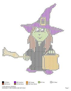 CUTE WITCH by SHARON