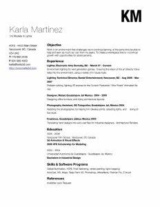 Karla Martinez resume