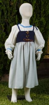 Renaissance - Wayward Ware - kids costumes that are comfortable, well made clothing that you can buy at their faire booth or online