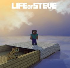 Life of Pie Steve lol Amazing Minecraft, Minecraft Pe, Minecraft Buildings, Minecraft Stuff, Life Of Pi, Life Humor, Viral Videos, Best Funny Pictures, Trending Memes