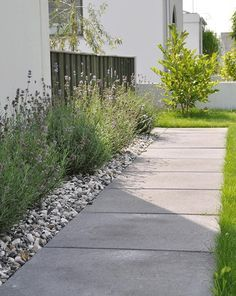 623 likes, 25 comments – тяÄ∂gÅя∂ѕιиѕ… – # Lik… – Vorgarten ideen - DIY Garten einfach Side Garden, Garden Paths, Back Gardens, Outdoor Gardens, Shed Landscaping, Front Walkway Landscaping, Walkway Ideas, Country Landscaping, Garden Inspiration