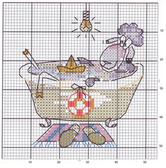 PUNTO EN CRUZ PATRONES MICHAEL POWELL (pág. 5)   Aprender manualidades es facilisimo.com