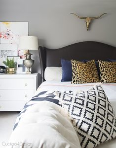 Blogger Stylin Home Tours Spring Edition - Cuckoo4Design