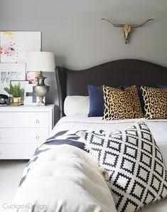 Bedroom decor - Cuckoo4Design