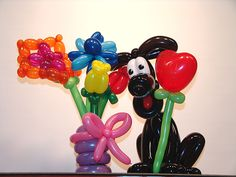 twisted balloon dogs 2