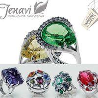 JENAVI-ювелирная бижутерия. Женави каталог