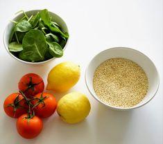 ΑΠΟΤΟΞΙΝΩΤΙΚΗ ΣΑΛΑΤΑ ΜΕ ΚΙΝΟΑ - Oh! so homey Cantaloupe, Fruit, Food, Posts, Messages, The Fruit, Meals, Yemek, Eten