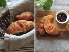 making croissants from scratch