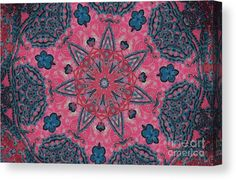 0113 Canvas Print featuring the digital art 0113 by Aileen Griffin