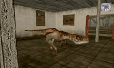 Why are you dancing like this, velociraptor? It seems so futile. | 32 Times Video Games Made Absolutely No Sense