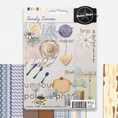 Scrapbooking TammyTags -- TT - Designer - Rohana Design, TT- Item - Kit or Collection*