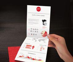 Resume, Self Promotion / Stationary by Pamela España, via Behance Resume Design Template, Cv Template, Resume Templates, Design Resume, Resume Layout, Resume Cv, Cv Inspiration, Graphic Design Inspiration, Web Design