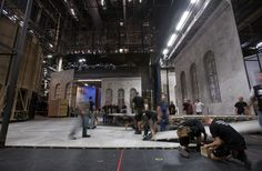 constructing stage sets - Google Search