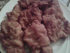 A klasszikus rántott hús receptje sertéshúsból. http://receptek365.info/sertes-etelek/rantott-hus/